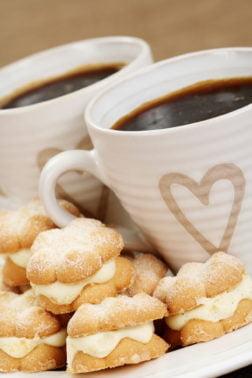 Kaffe med en venn