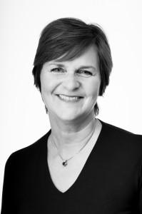 Balansekvinnen forfatterfoto