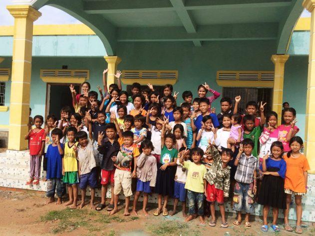 2016. Skolen er ferdig og tatt i bruk