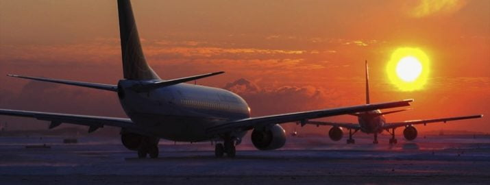 Hvordan unngå flyplasstress